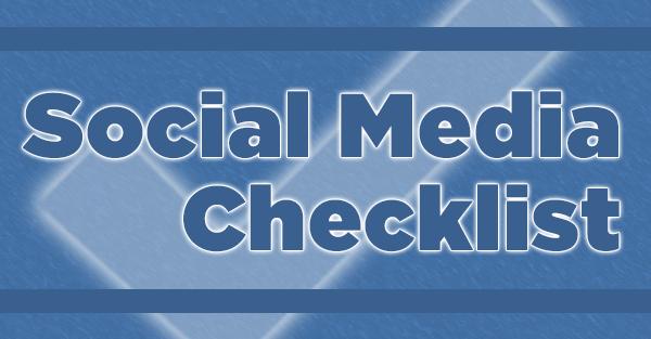 SocialChecklist