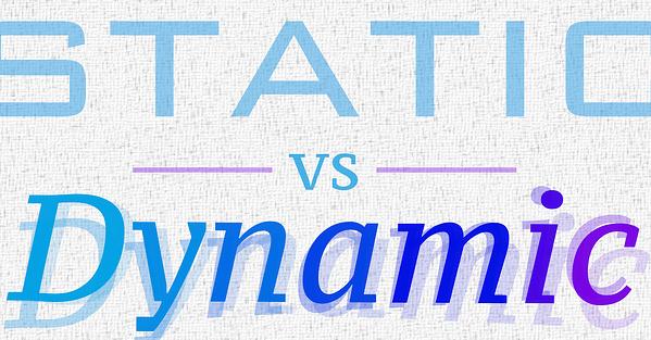 static dynamic3
