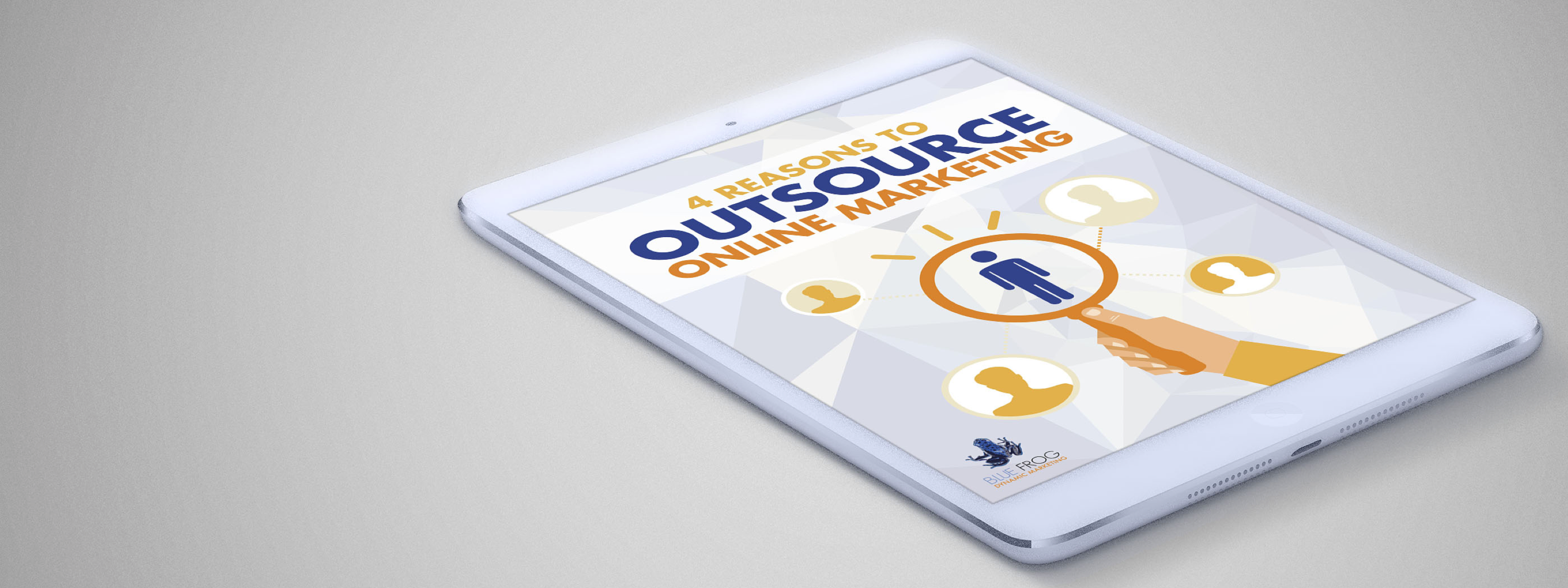 Wondering why you should outsource your online marketing?