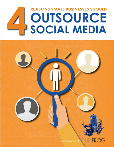 4 Reasons Small Businesses Should Outsource Social Media