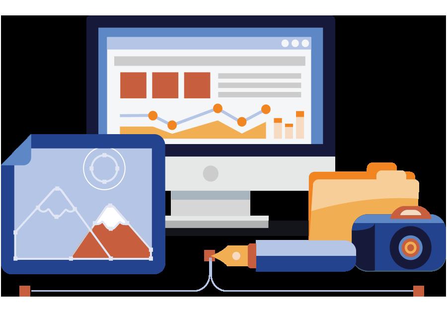 Web Design - Design Graphics