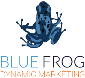 BlueFrog_Tall-Logo