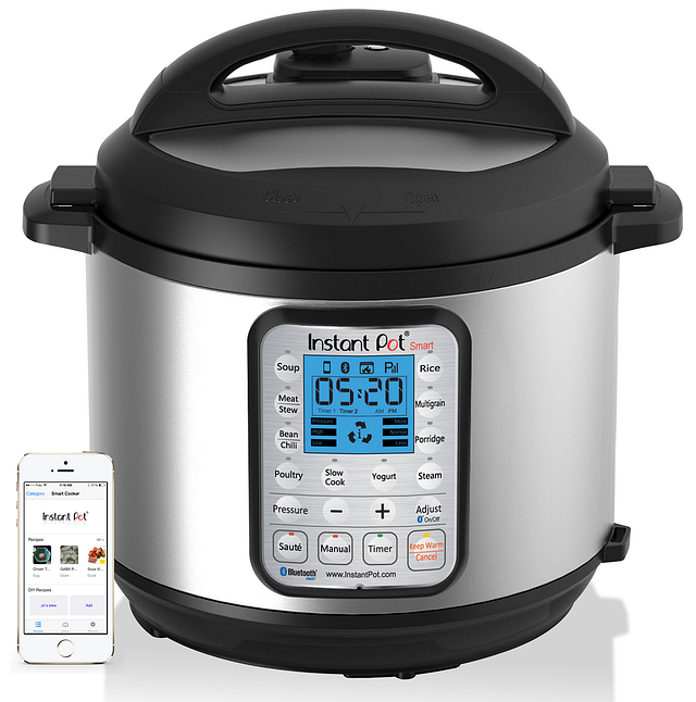 Instant Pot with smartphone remote bluetooth app.png