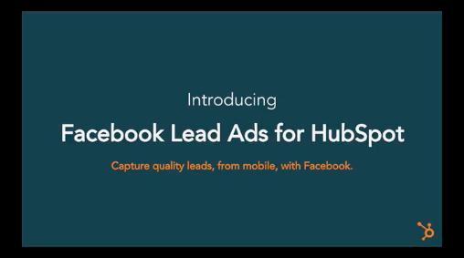 HubSpot Ads