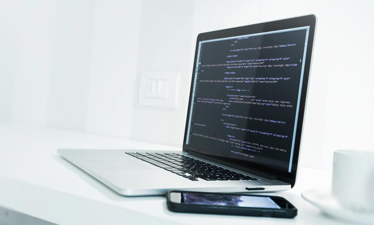 computer-with-code