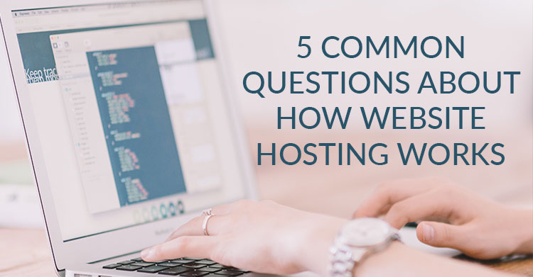 common-website-hosting-questions