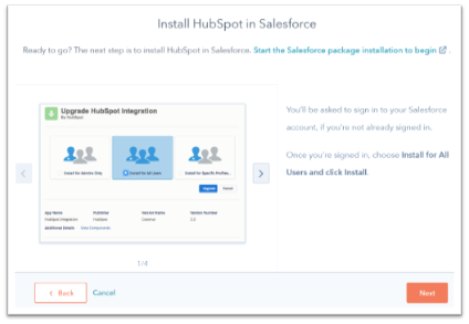 install-hubspot-in-salesforce